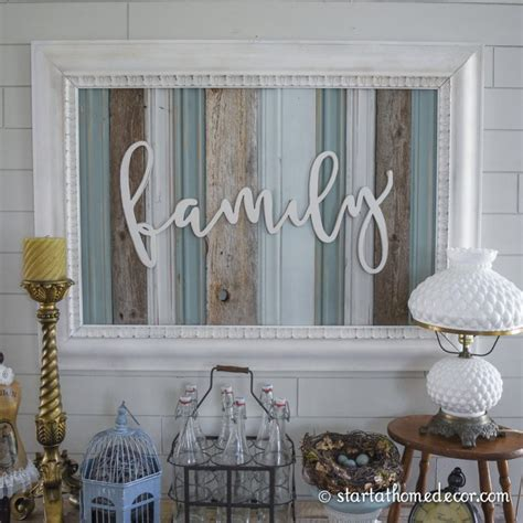 decor for homes reclaimed wood signs start at home decor