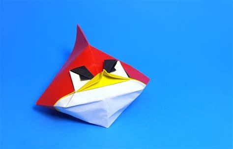 angry birds origami nicolas gajardo henriquez gilad s origami page