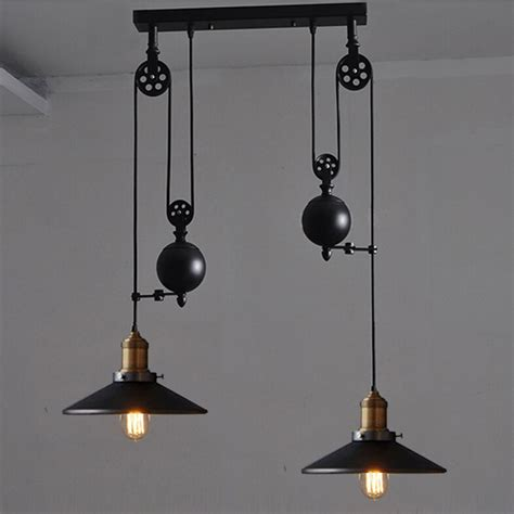 retro kitchen light kitchen rise fall lights kitchen pulley lights retro style