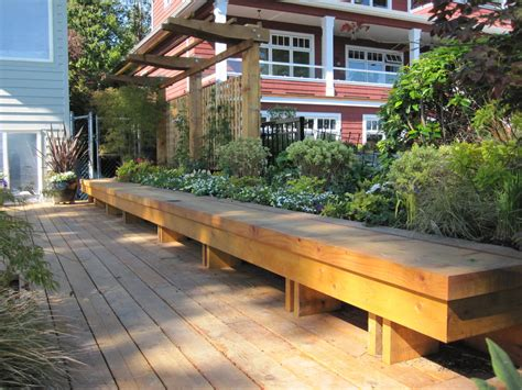 garden bench with trellis upholstered bench patio traditional with bench fence