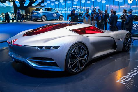 Renault Concept Car by The Renault Trezor Is The Retro Future Concept Car Of My