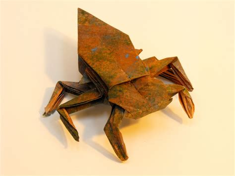 Origami Gissendanner Origami Insects And Such