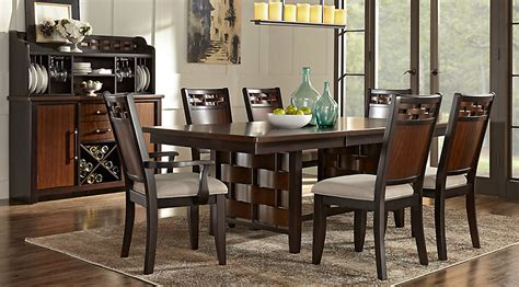 dining room table pictures bedford heights cherry 5 pc dining room dining room sets