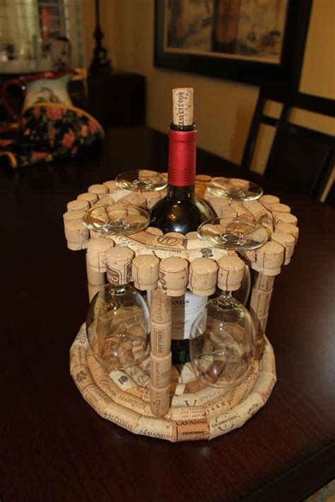 craft projects with wine corks diy unique cork crafts that will beautify your home