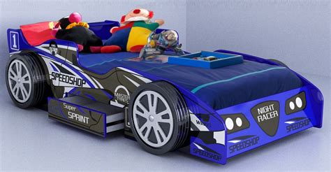 race car beds for creative race car beds for toddlers homesfeed