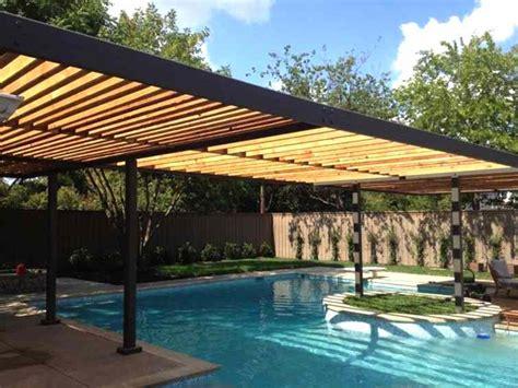pool pergola ideas cover your swimming pool with luxury pool pergolas