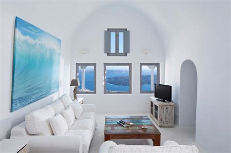 Small Bathroom Ideas In from bakery to villa gaia discovering santorini s new