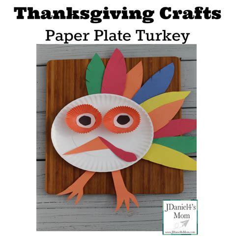 paper thanksgiving crafts thanksgiving crafts paper plate turkey