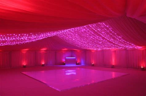 pink lights allcargos tent event rentals inc 160 wedding twinkle