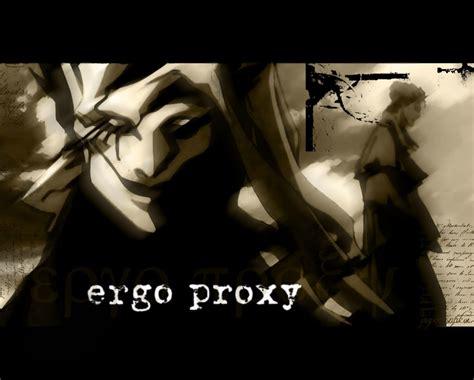 ergo proxy the alter ego writer ergo proxy anime verdict