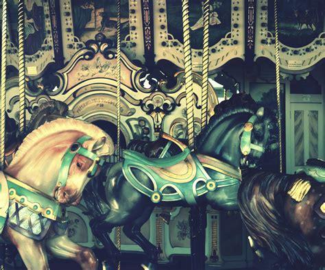 grab the ring 1920 antique carousel fine art