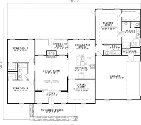 floor plans aflfpw76173 1 story craftsman home with morelle rustic craftsman home plan 055d 0263 house plans