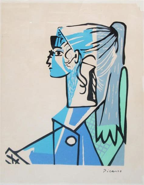 picasso paintings the with the ponytail 301 moved permanently