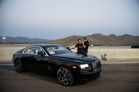 Rolls Royce Black by Rolls Royce Motor Cars Black Badge Wraith Makes Worldwide