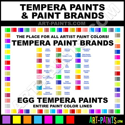 what brand of paint does painting with a twist use egg tempera paints tempera paint tempera color egg