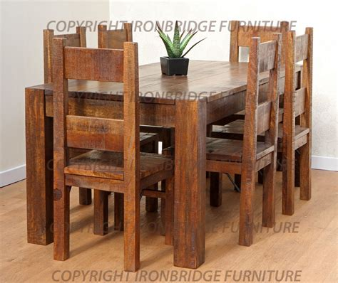 pictures of dining table and chairs rustic dining table and chairs marceladick