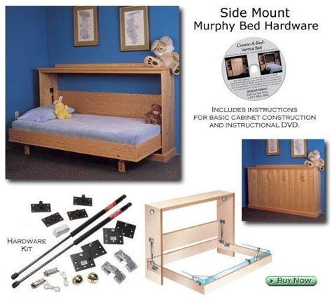 murphy bed woodworking plans pdf woodwork horizontal murphy bed plans diy