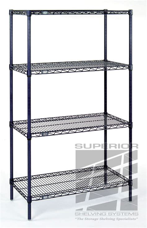 nexel wire shelving nexel stainless steel wire shelving