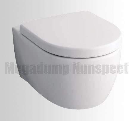 Inbouwreservoir Wc Compleet by Geberit Compleet Toilet Met Rim Free Wandcloset Zonder