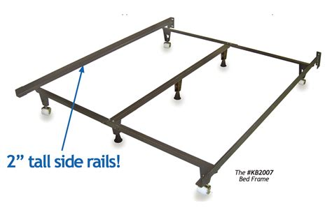 metal bed frame king heavy duty metal bed frame universal size