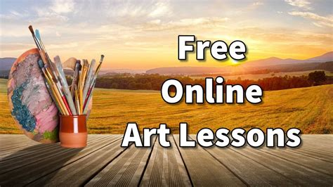 free drawing lessons classes lessons and course in painting and