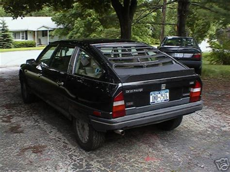 Citroen Us by Ebay Find Of The Day 1988 Citro N Cx Autoblog