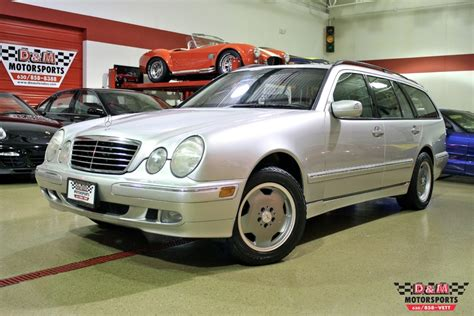 2003 Mercedes E320 by 2003 Mercedes E320 4 Matic Wagon Stock M4866 For