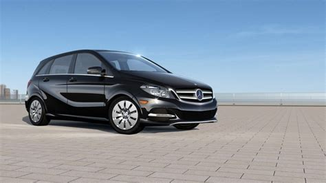 Mercedes B Class Electric by Build Your Mercedes B Class Electric Drive Add 17