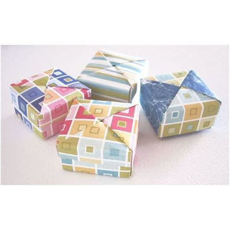 origami gift set origami gift boxes 012 set of 4 jewelry chocolate