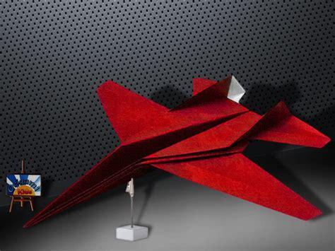 origami f 14 origami f 14 tomcat fighter jet by michael lafosse folder