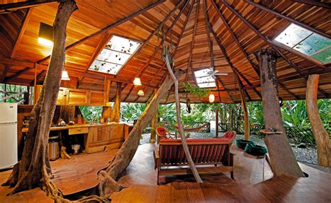 best treehouses world tree house part of the costa rica tree