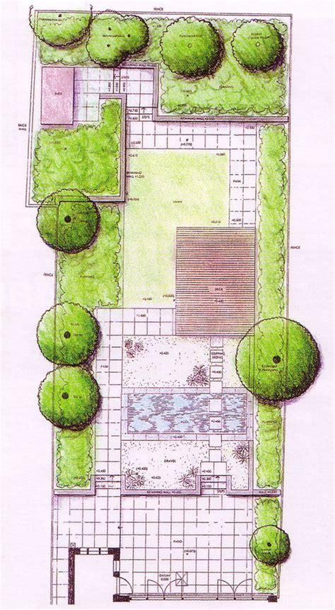 garden layout plans 25 best ideas about landscape design plans on