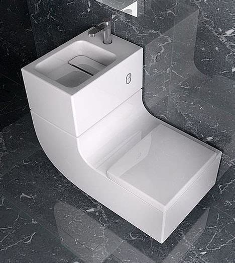Bidet Toilet Edmonton by The Quot W W Quot Water Recycling Toilet From Roca Relaxshax S