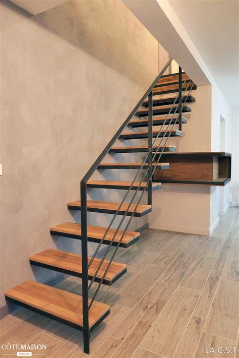 r 233 alisation d un escalier 224 l esprit industriel la c s t c 244 t 233 maison