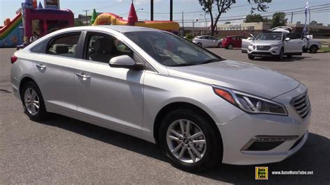 2015 Hyundai Sonata Gls by 2015 Hyundai Sonata Gls Exterior And Interior Walkaround