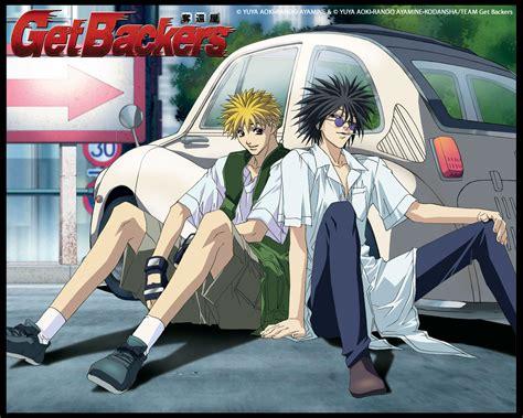 get backers getbackers anime photo 33709133 fanpop