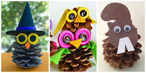 pine cone crafts for pine cone crafts for crayon box chronicles