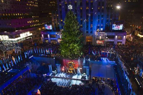 2014 new york tree lighting 28 images 2014 rockefeller
