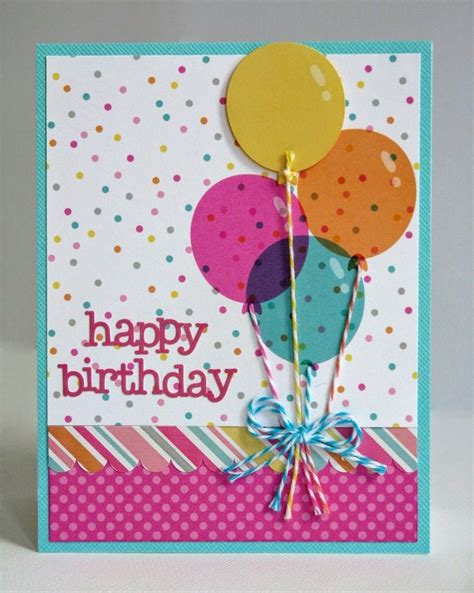 how to make easy birthday cards 25 best ideas about birthday card on