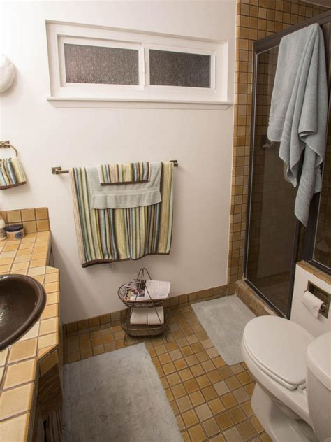 new small bathroom ideas 20 small bathroom before and afters hgtv