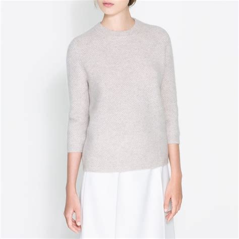 zara knit jumper rank style zara knit sweater