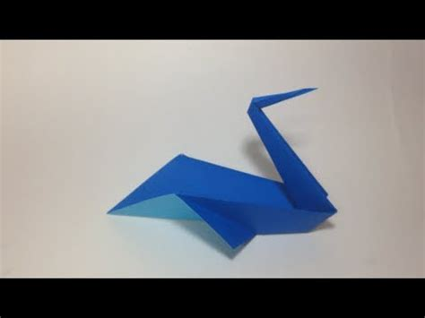 origami pelican how to make an origami pelican