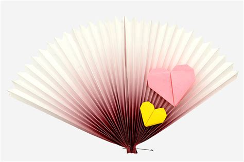 origami paper fan top 15 paper folding or origami crafts for