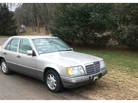 1995 Mercedes E320 by 1995 Mercedes E320 For Sale Classiccars Cc 989338