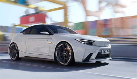 Bmw Future by Electric Bmw Im2 Concept Imagined As The Ev Of The Future