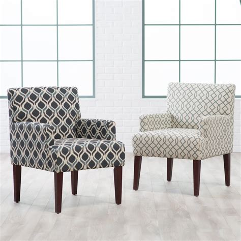 accent chairs with arms for living room belham living geo accent chair with arms accent chairs