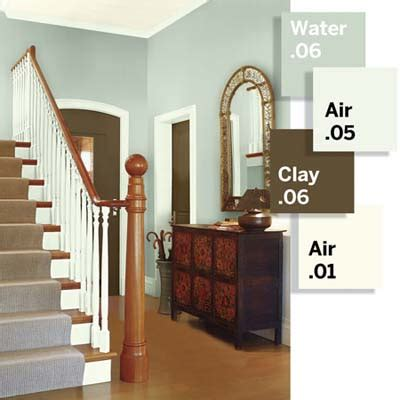 bold paint colors for small spaces entry foyer mix warm and cool hues 3 small spaces 9