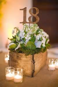 rustic table centerpieces rustic centerpiece infinitely inspired