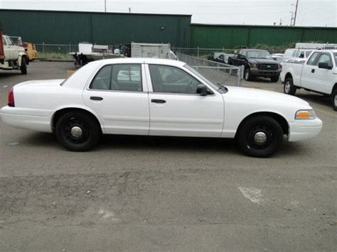 repair anti lock braking 2006 ford crown victoria free book repair manuals purchase used 2006 ford crown victoria police interceptor low miles in salem oregon united