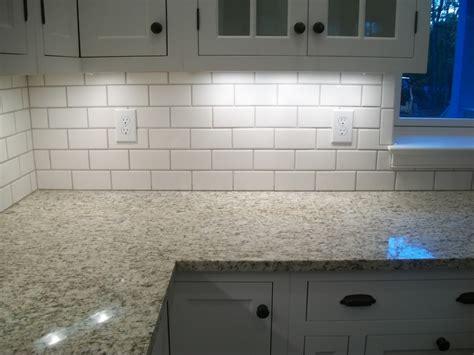 how to install glass tiles on kitchen backsplash top 18 subway tile backsplash design ideas with various types